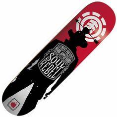 MARK APPLEYARD SOUL REBEL SKATEBOARD DECK Skateboard Design, Skateboard Decks, Skate Store, Skate Decks, Skateboards, Bmx, Rebel, First Love, Skate Board