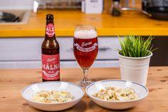 Édesburgonya-gnocchi négysajtos mártással recept | Street Kitchen