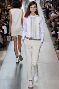 Spring 2015 RTW Tory Burch Collection