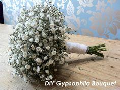 My DIY wedding bouquet