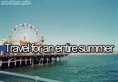 Travel For An Entire Summer                                                                                                         [✓]Mÿ.BuCkĖt.L!ŠT[✓]