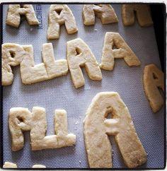 Food for Pretty Little Liars night! #PLL #A