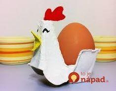 How to Make an Easter Chicken Egg Holder (DIY Tutorial) Easter Crafts For Kids, Diy For Kids, Bunny Crafts, Egg Crafts, Kids Fun, Spring Crafts, Holiday Crafts, Diy And Crafts, Paper Crafts