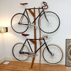 Quarterre Branchline Bike Rack - Aether Apparel