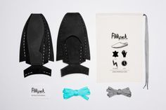 Assemble your own Pikkpack: the traditional Hungarian shoe with a contemporary twist