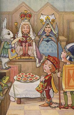 ALICE IN WONDERLAND BY A L BOWLEY