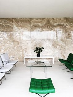 Onyx Wall-Villa Tugendhat - Philippe Lopes Tp2