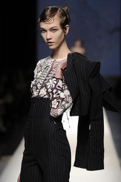 Jean Paul Gaultier Couture, Spring 2009 // Karlie Kloss' Best Runway Looks | stylebistro.com