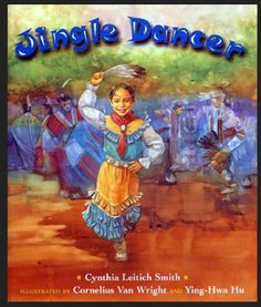 A young girl searches for the jingles she needs for her dress so she can dance.