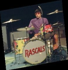 Dino Danelli Drummer For The Young Rascals It S The 60