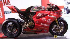 Ducati 1199 Panigale R SBK Racing
