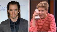 El antes y después de los protagonistas de Salvados por la campana [#FOTOS]