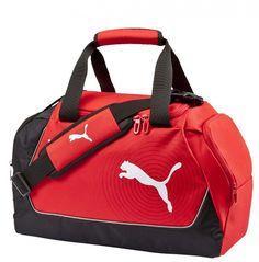 modeherz ♥ PUMA evoPOWER Small Bag Red-Black-White