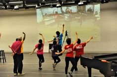 National Dance Institute uses Cisco TelePresence to connect dancers in New York with their peers across the world