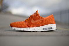 "premium selection 8497c 23fb3 Nike SB Stefan Janoski Max ""Orange"""