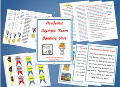 Elementary Matters: The Olympics Are Coming!