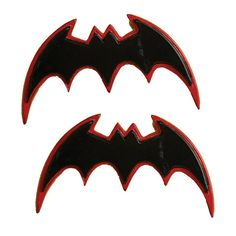 Kids DC Comics Batman Brave & Bold Costume Batarangs, Boy's, Black