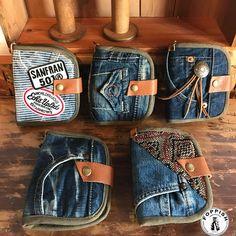 21 Things You Never Knew You Could Make with Old Jeans Diy Jeans, Mochila Jeans, Jean Purses, Denim Handbags, Denim Ideas, Denim Crafts, Linen Bag, Recycled Denim, Denim Bag