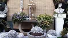 Dekoracje i ozdoby do ogrodu patio taras balkon Kobea Ogrody i Bruki