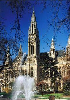 City Hall - Vienna, AUSTRIA 🇦🇹