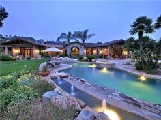 Exotic Excess - Estate of the Day: $11.9 Million One of a Kind 4 Acre Estate in Rancho Santa Fe, California
