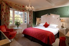 A Splendid room at The Goring