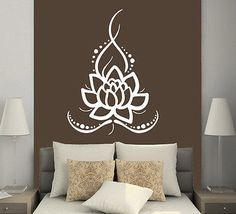 Items on Etsy that resemble Wall Decals Yoga Lotus Indian Buddha Decal Vinyl Decal Home Decor Bedroom Interior Design Art Mural - Wall decals Yoga Lotus Indian Buddha Decal Vinyl Sticker Home Decor bedroom interior Art Mural Dear - Wall Stickers, Vinyl Decals, Wall Decals, Vinyl Art, Wall Art, Home Decor Bedroom, Diy Home Decor, Diy Bedroom, Yoga Bedroom