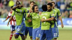 Seattle Sounders 2, Chivas USA 1 | MLS Match Recap, Jessica saw this live!