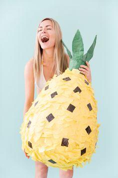 pineapple piñata