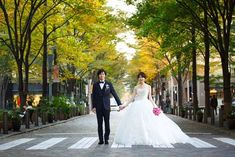 【東京・神奈川】前撮りロケーションフォトで人気の定番スポット14選にて紹介している画像