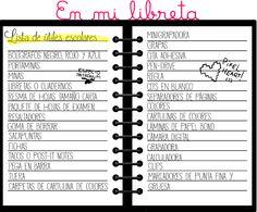LISTA DE ÚTILES O MATERIALES ESCOLARES Y UNO QUE OTRO CONSEJO  http://nerduniversitaria.com/2013/07/12/lista-de-utiles-o-materiales-escolares-y-uno-que-otro-consejo/
