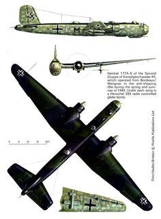 He177 Heinkel Greif