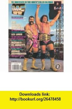 WWF MAGAZINE----OCTOBER 1993 -----------STEINER BROTHERS ISSUE WWF ,   ,  , ASIN: B001F8RPSQ , tutorials , pdf , ebook , torrent , downloads , rapidshare , filesonic , hotfile , megaupload , fileserve