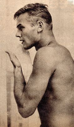 Tab Hunter, Pose, Hollywood Actor, Famous Faces, American Actors, Gay, Statue, Collection, Vintage