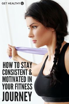 People consistently have a difficult time trying to stay motivated to workout and eat healthy. Learn how to stay consistent and motivated in your fitness journey with a fitness tracker!