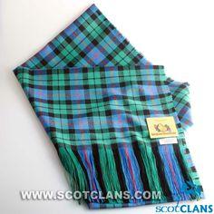 Clan Morrison Tartan