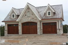 Royal hidden vent vinyl soffit supplied by Royal Building Products, Wood siding + Trim supplied by Cape Cod