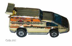 Rare Hot Wheels   Hot Wheels 1979 Spoiler Sport. Spoiler Sport was issued only in Golden ... Toys R Us Kids, Metals Die Cast, Vintage Hot Wheels, Matchbox Cars, Hot Wheels Cars, Heavy Metal, Childhood Memories, Diecast, Van