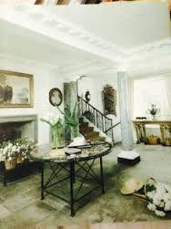cecil beaton reddish house - The Entrance Hall