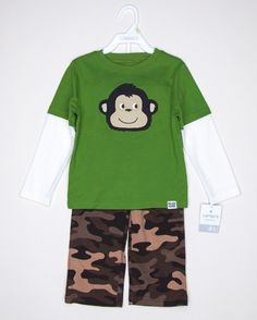 4T Boys Outfit
