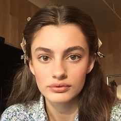 Find images and videos about diana silvers on We Heart It - the app to get lost in what you love. Diana, Natural Glowy Makeup, Aesthetic People, Beautiful Girl Image, French Beauty, I Love Girls, Girls Makeup, Cute Faces, Famous Women