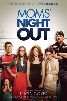 Moms' Night Out, Night Out Movie, See Movie, Movie Tv, Crazy Night, Movie List, Sarah Drew, Films Chrétiens, Comedy Movies