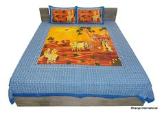 King Bedsheet Bohemian Hippie Mandala Tapestry WallHanging Towel Throw Bedsheet #BhavyaInternational #AnimalPrint