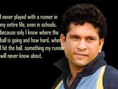 Sachin Cricket quotes