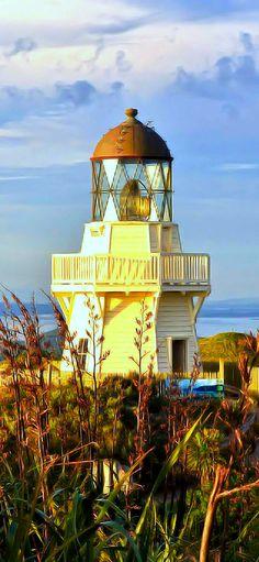 Manukau Heads Light House - Auckland, New Zealand