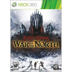 Amazon.com  Lord of the Rings  War in the North  Xbox 360 8baba7d975320