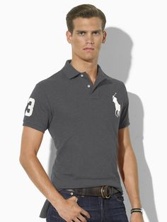 Big Pony Polo Shirts from Ralph Lauren - Large Please!