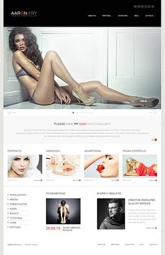 Bootstrap Cherry Framework Responsive Wordpress Theme 45176