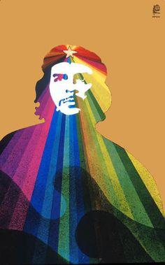 Alfredo Rostgaards, Ernesto Che Guevara, 1969