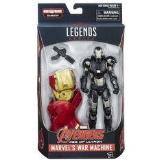 Marvel Legends: Avengers Age of Ultron War Machine Action Figure